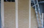 BTC Argitech 9x15x30 / Ossature bois