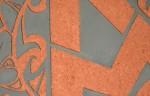 Enduit de finition Argilus / Teinte - Gris Souris & Rouge de Vendée