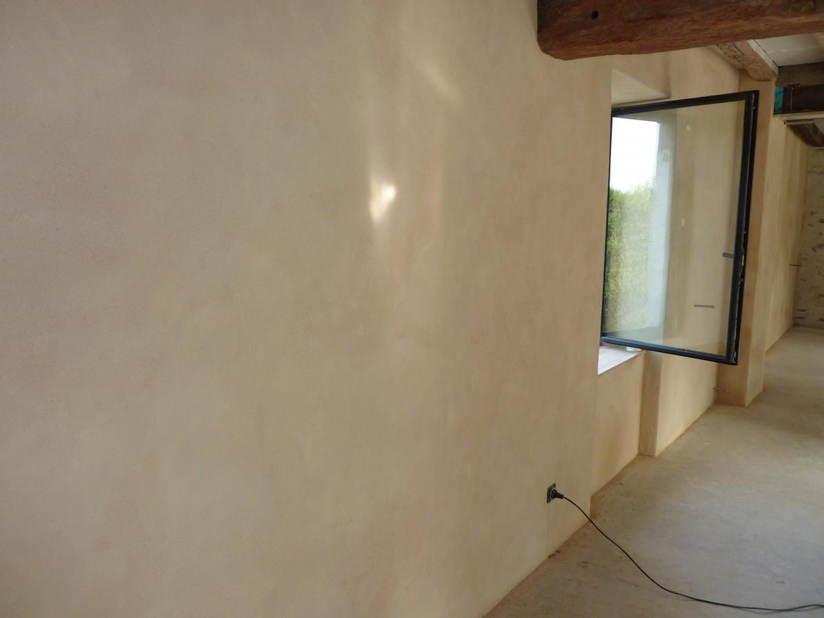 Base plaster 2016 argilus clays plasters and eco - Enduit chaux mur interieur ...