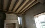 Enduit Monocouche Argilus / Teinte - Crême / Plafond