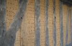 Torchis de remplissage ARGILUS / Pré persage pour séchage optimale